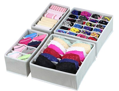 Simple Houseware Closet Underwear Organizer