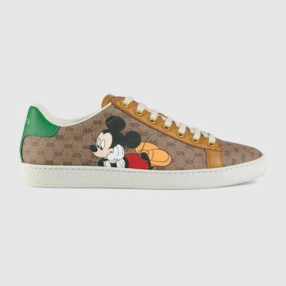 Women's GG Disney x Gucci Ace Sneaker