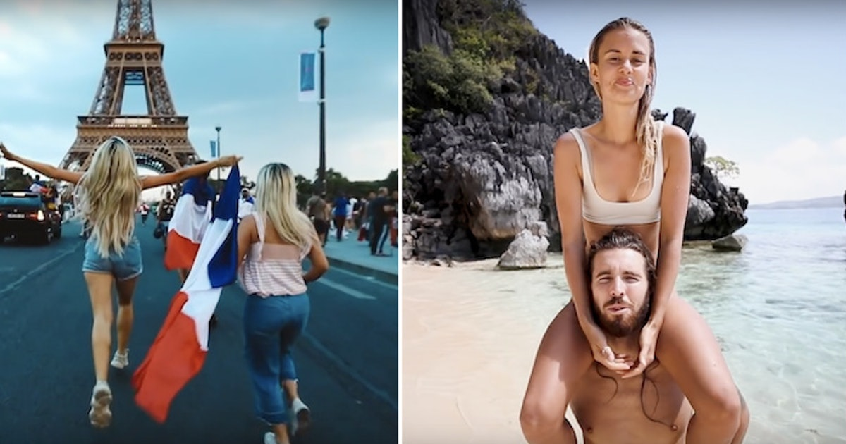 8 Travel Vloggers To Follow In 2020 For All The Getaway Inspo & Vibes
