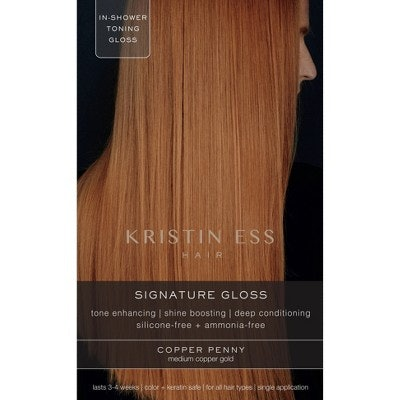 Signature Hair Gloss - Copper Penny
