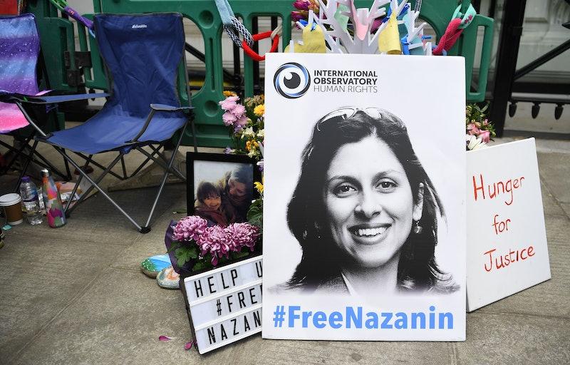 Nazanin Zaghari-Ratcliffe is feared to have caught coronavirus in Iran's Evin prison