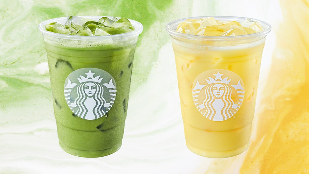 Starbucks' new spring 2020 drinks include non-dairy options.