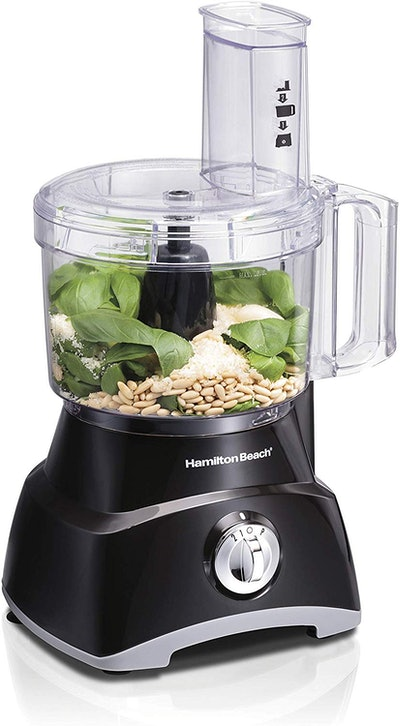 Hamilton Beach Compact Food Processor & Vegetable Chopper (8 Cup)