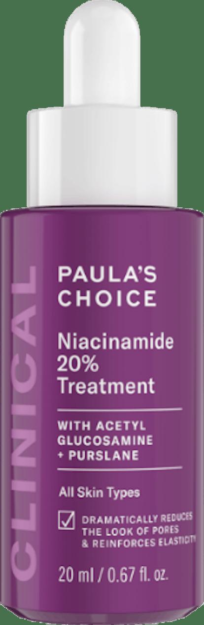 CLINICAL Niacinamide 20% Treatment