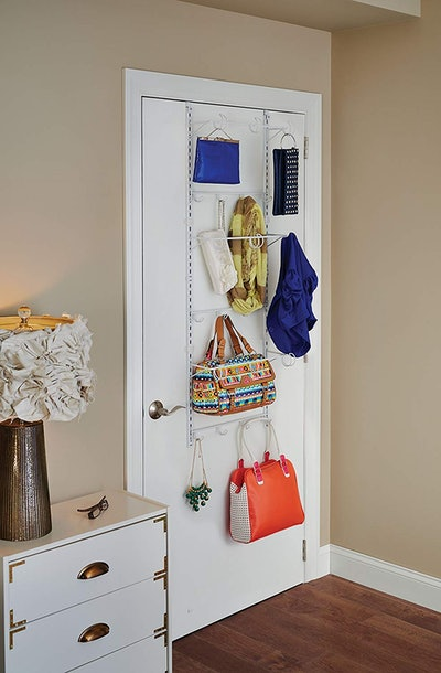 ClosetMaid Adjustable Wall And Door Hanging Organizer