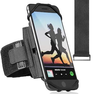 ideas4comfort 360° Rotatable Running Armband