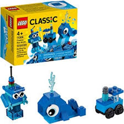 LEGO Classic Creative Blue