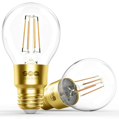 SEALIGHT Smart Wi-Fi LED Bulb (2-Pack)