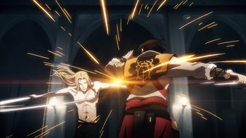 shows like game of thrones  Netflix Castlevania