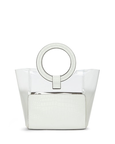 Clea - Clear Small Tote