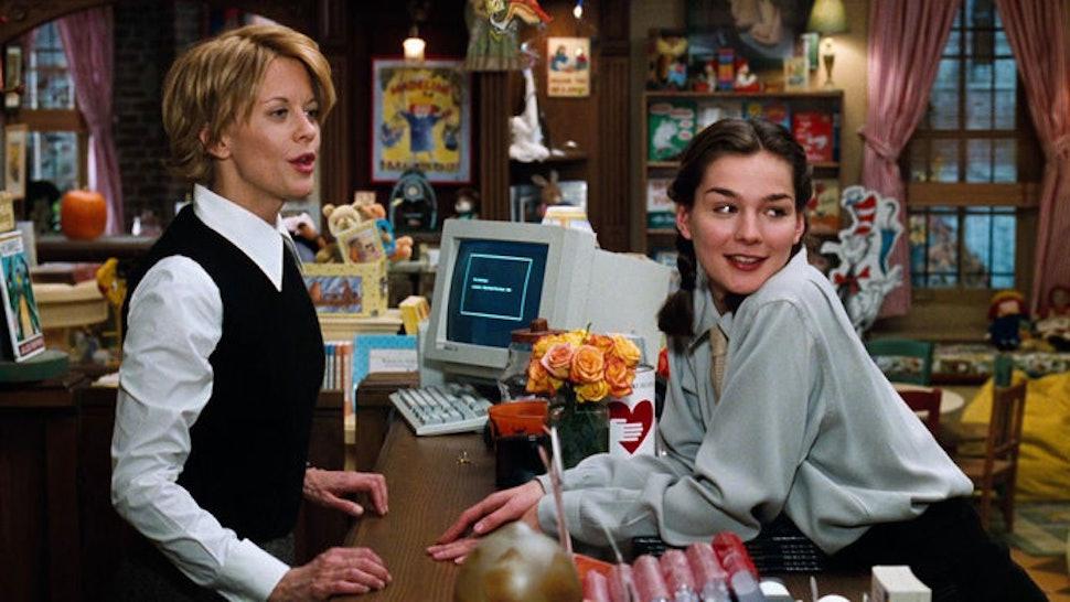 Meg Ryan in 'You've Got Mail'