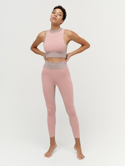 Vania TrueKnit Legging Pink