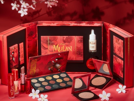 Colourpop x Mulan is the latest collection inspired by the live action film.