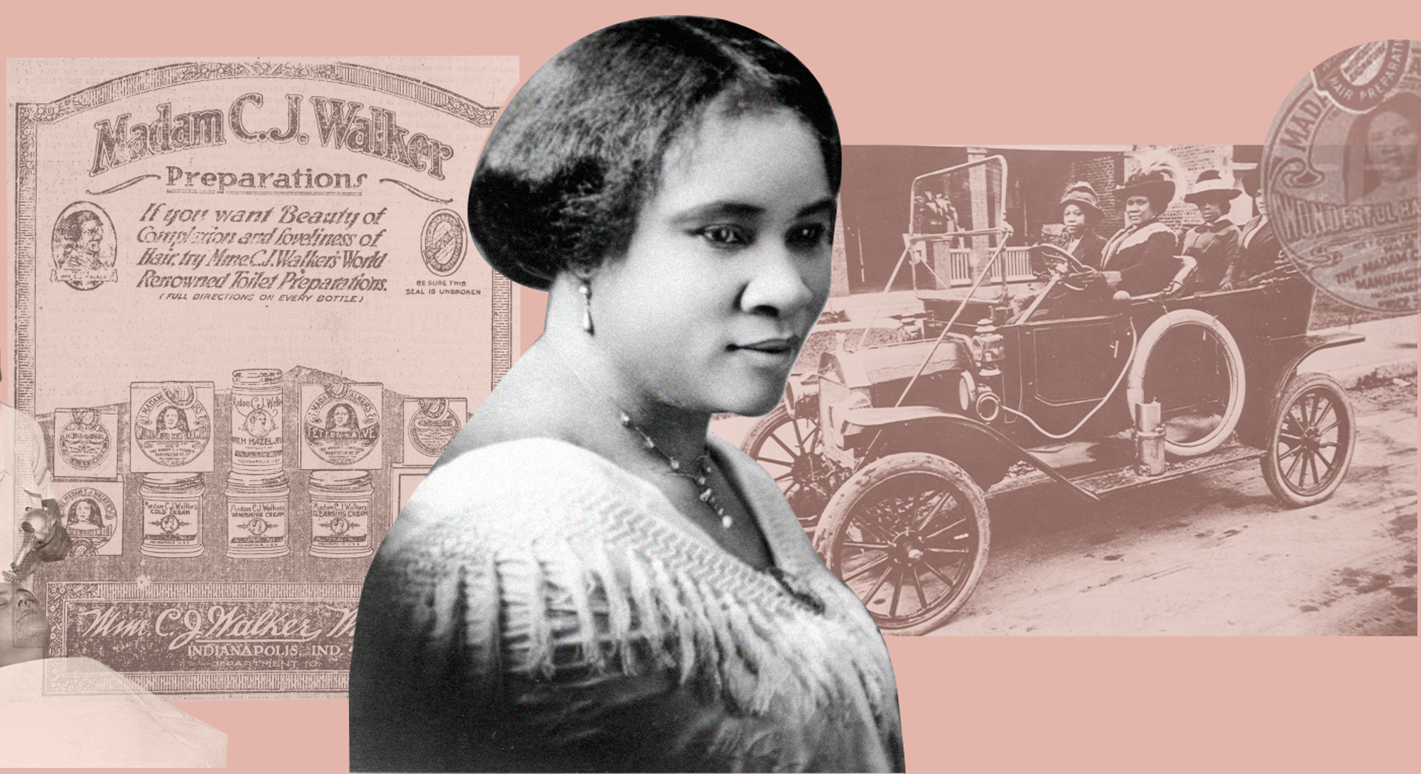 """The Netflix limited series """"Self Made: Inspired by the Life of Madam C.J. Walker"""" premieres March 20."""