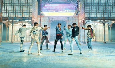 """BTS' """"Fake Love"""" music video is part of the Bangtan Universe. To learn more about this fictional wor..."""