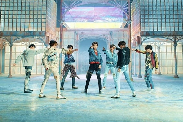 """BTS' """"Fake Love"""" music video is part of the Bangtan Universe. To learn more about this fictional world, you can watch every BTS video that's in the Bangtan Universe."""