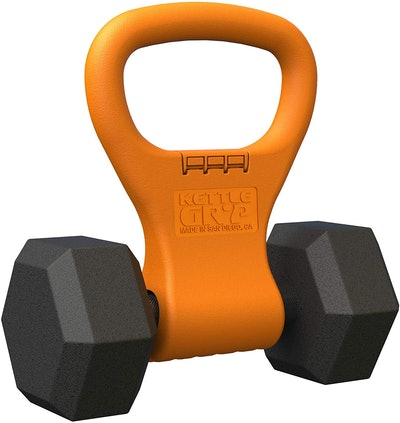 Kettle Gryp Adjustable Portable Weight Grip