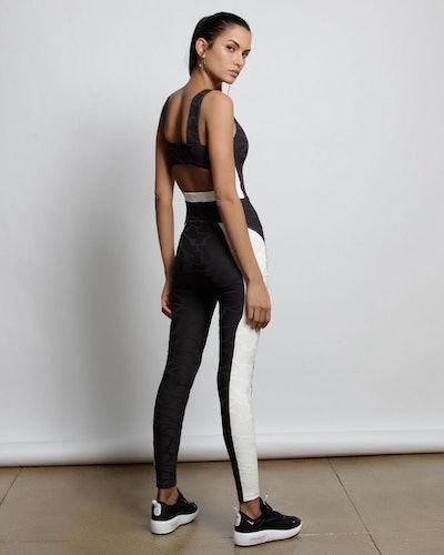 Camo Zebra 3D Stretch Jumpsuit