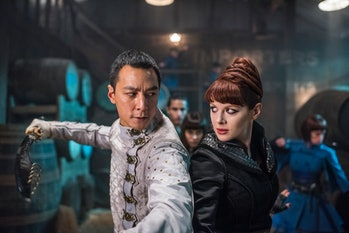 shows like game of thrones Into the Badlands