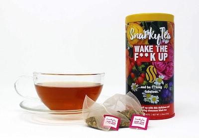 Snarky Tea Wake The F**k Up Tea (15 Sachets)