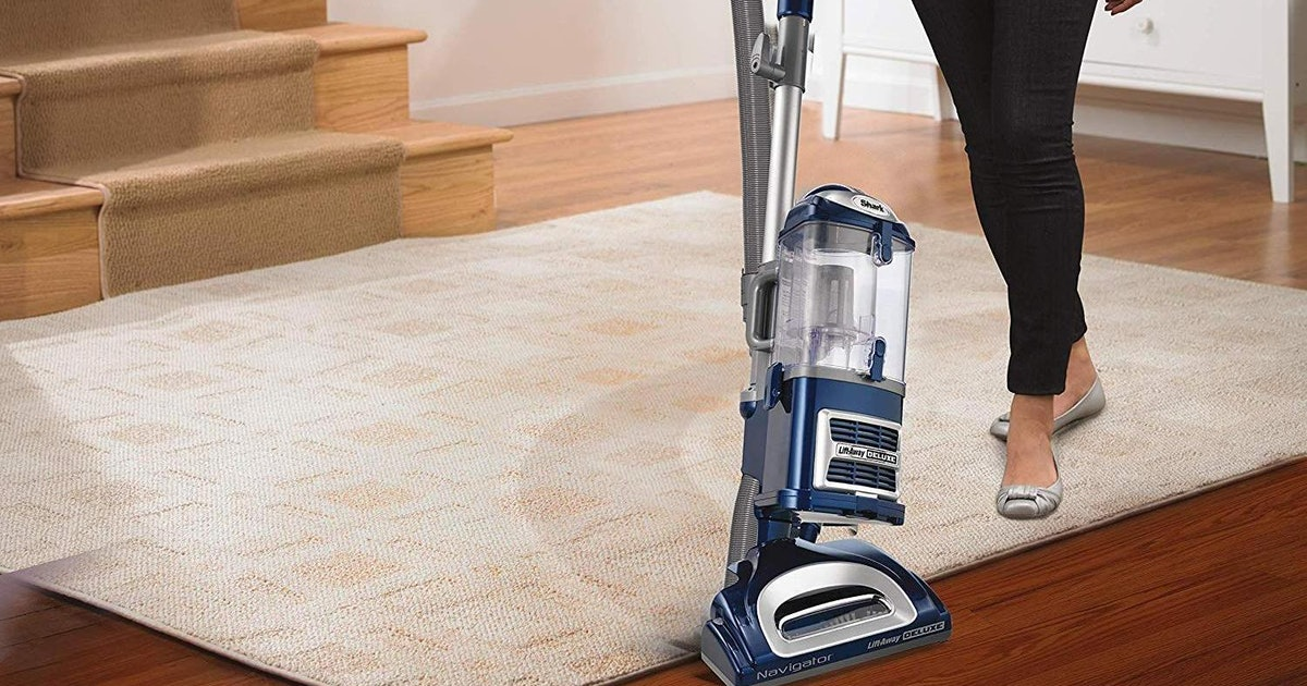 Dust, Dirt, & Pet Hair Don't Stand A Chance With These 6 Powerful Suction Vacuums