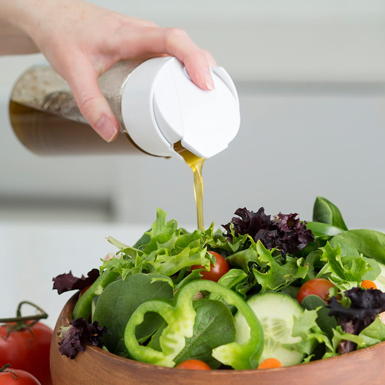 Special Salad Cup Portable Shaker Container