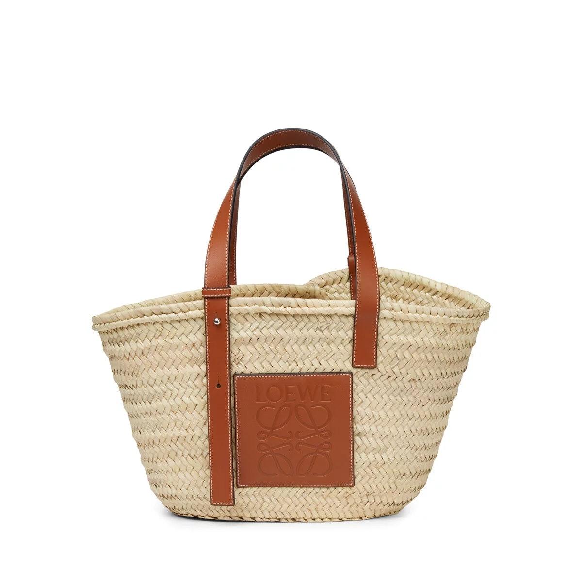 Basket Bag Natural/Tan