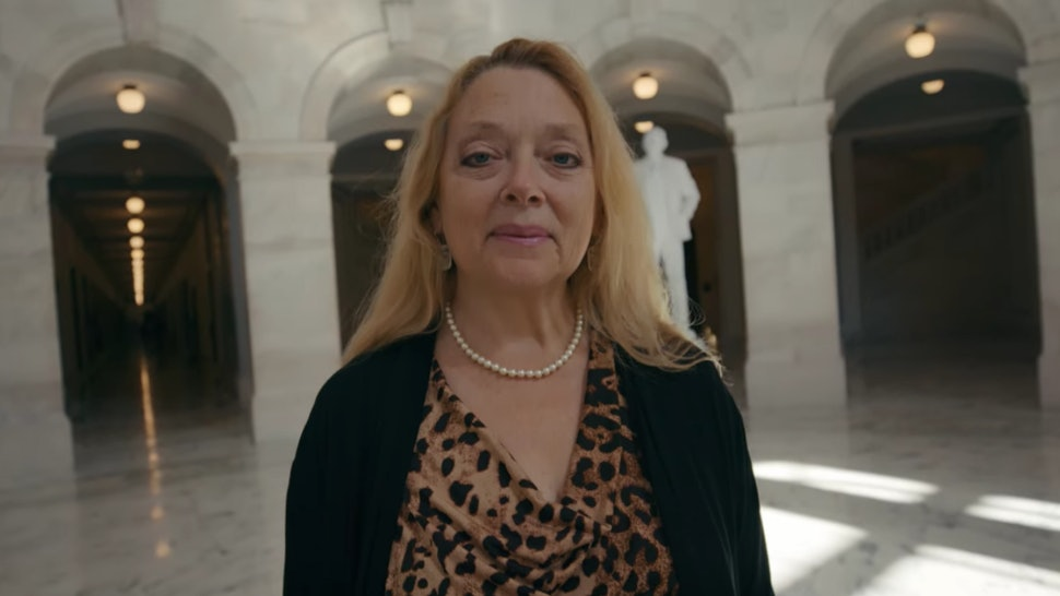 Carol Baskin in 'Tiger King'