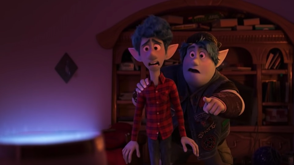 Disney and Pixar's new film, 'Onward' will now be released for digital download on Friday due to the coronavirus.