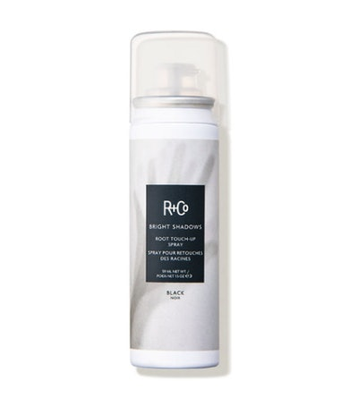 BRIGHT SHADOWS Root Touch-Up Spray in Black
