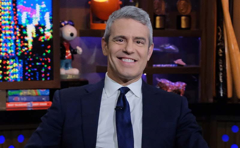 Andy Cohen Says He Has Coronavirus & Wants You To Stay Home