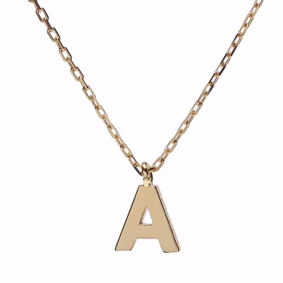 Minimal Initial Necklace