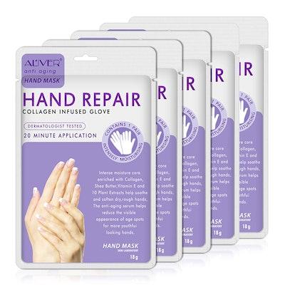 Aliver Hand Repair Masks (5-Pack)