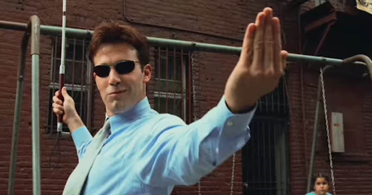 Marvel Movies Daredevil 2003 Is So Bad It Makes Batman V Superman Look Good