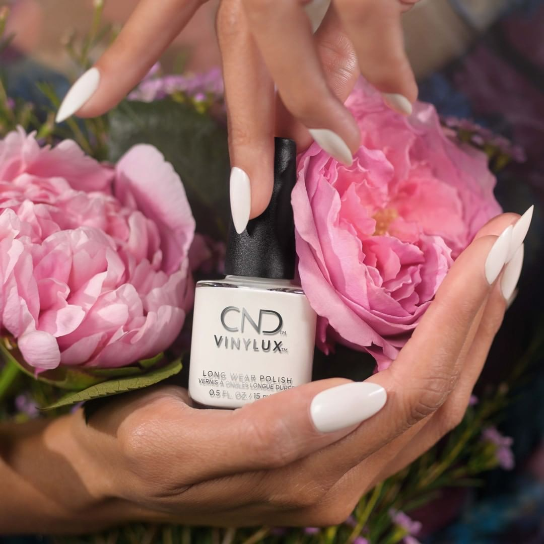 Cnd S New English Garden Nail Polish Collection Makes It Easy To