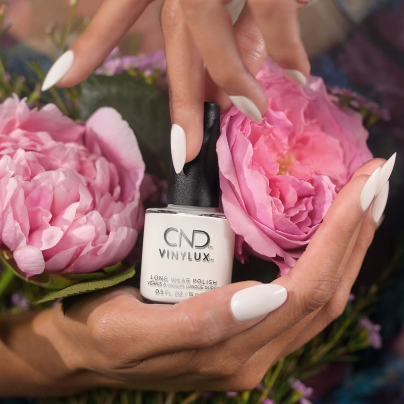 CND's new English Garden nail polish collection is packed with spring pastels