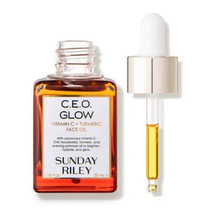 Sunday Riley C.E.O. Glow Vitamin C + Turmeric Face Oil