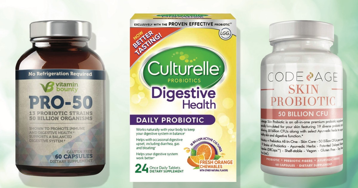 The Best Probiotics To Take If You're Dealing With Acne, According To A Dermatologist