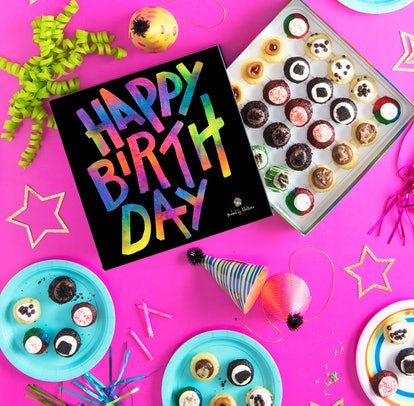 Birthday Surprise Cupcake 25-Pack