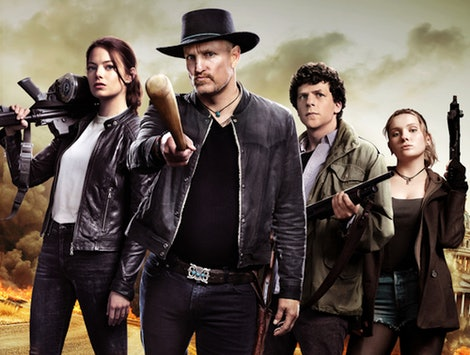 The Zombieland cast