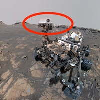 New NASA video answers a curious question about the Mars Curiosity rover