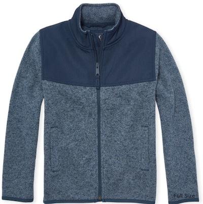 Uniform Sweater Fleece Trail Jacket
