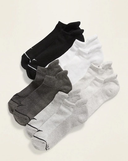 Old Navy Athletic Ankle Socks 5-Pack for Women