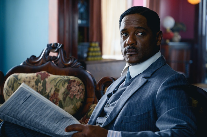 Blair Underwood's Self Made character C.J. Walker is a mostly accurate portrayal.