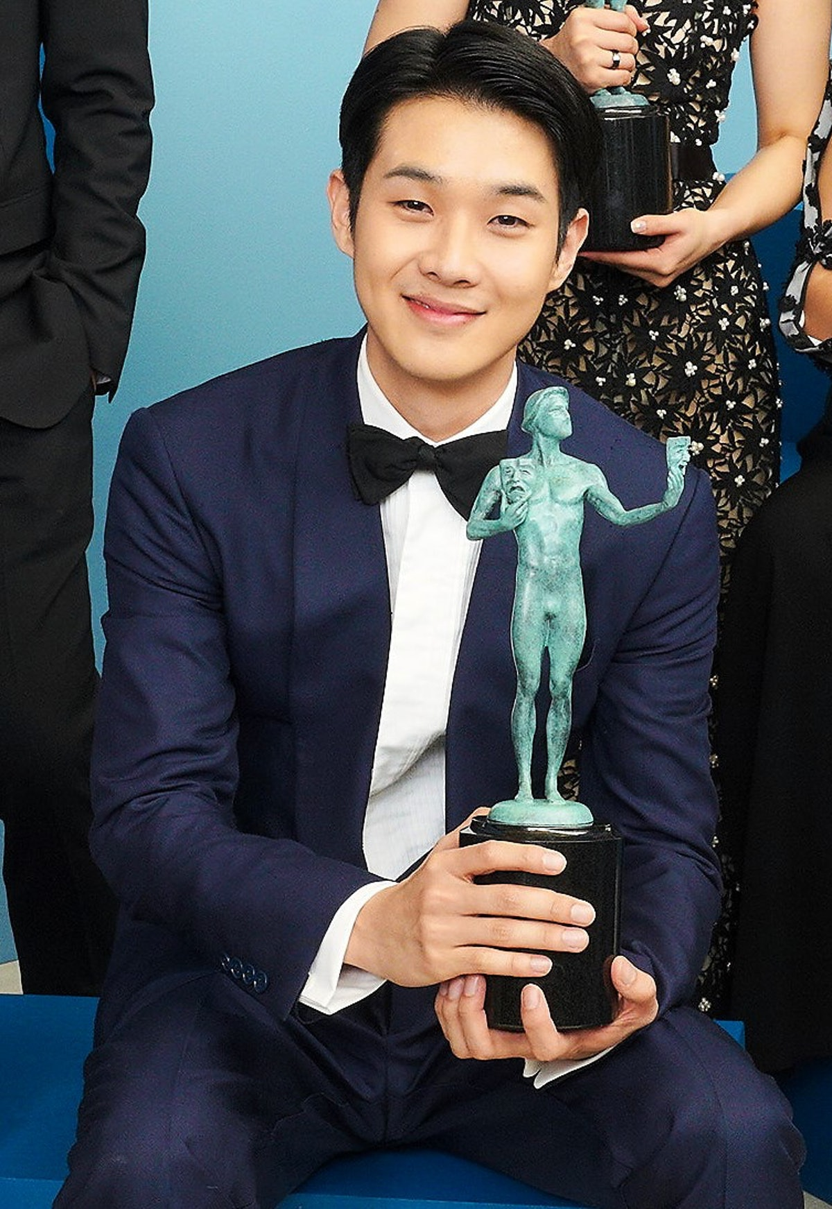 BTS' friends outside of the group include 'Parasite' actor Choi Woo-shik.