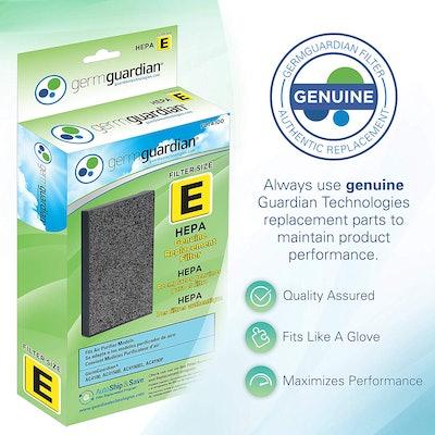 Germ Guardian True HEPA Air Purifier Replacement Filter
