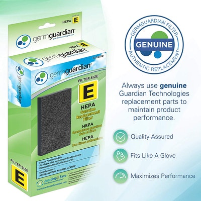 Germ Guardian True HEPA Air Purifier Replacement Filter