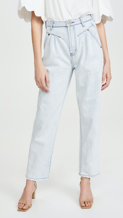 Florence Streetwalkers High Waist 80's Jeans