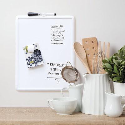 U Brands Contempo Magnetic Dry Erase Board