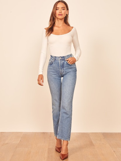 Cynthia High Relaxed Jeans